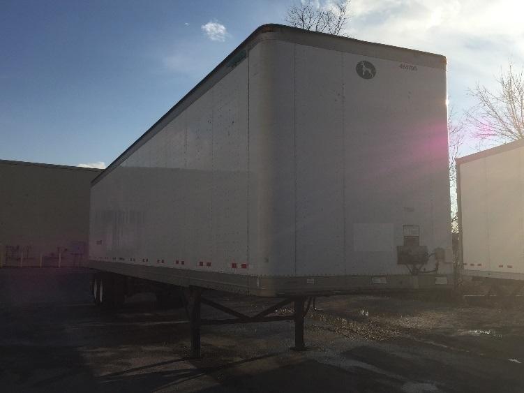 Dry Van Trailer-Semi Trailers-Great Dane-2007-Trailer-READING-PA-470,346 miles-$8,750