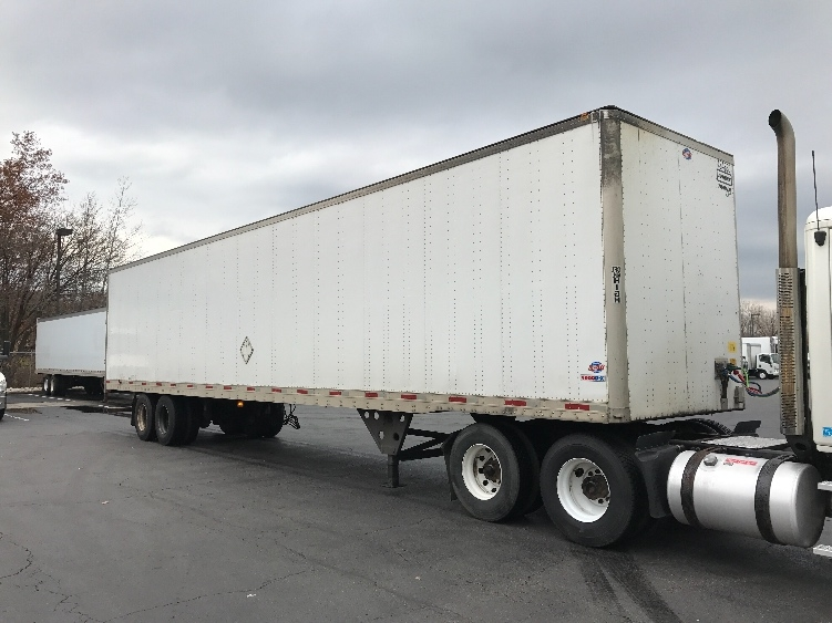Dry Van Trailer-Semi Trailers-Utility-2007-Trailer-PARSIPPANY-NJ-290,941 miles-$13,750