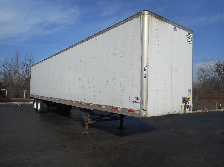 Dry Van Trailer-Semi Trailers-Utility-2007-Trailer-DAYTON-OH-620,700 miles-$11,500