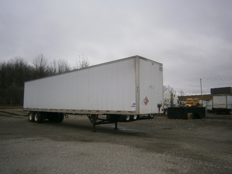 Dry Van Trailer-Semi Trailers-Utility-2007-Trailer-RALEIGH-NC-703,934 miles-$13,750