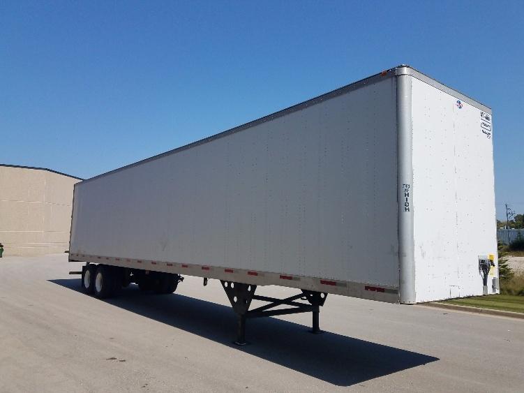 Dry Van Trailer-Semi Trailers-Utility-2007-Trailer-MILWAUKEE-WI-61,251 miles-$10,500