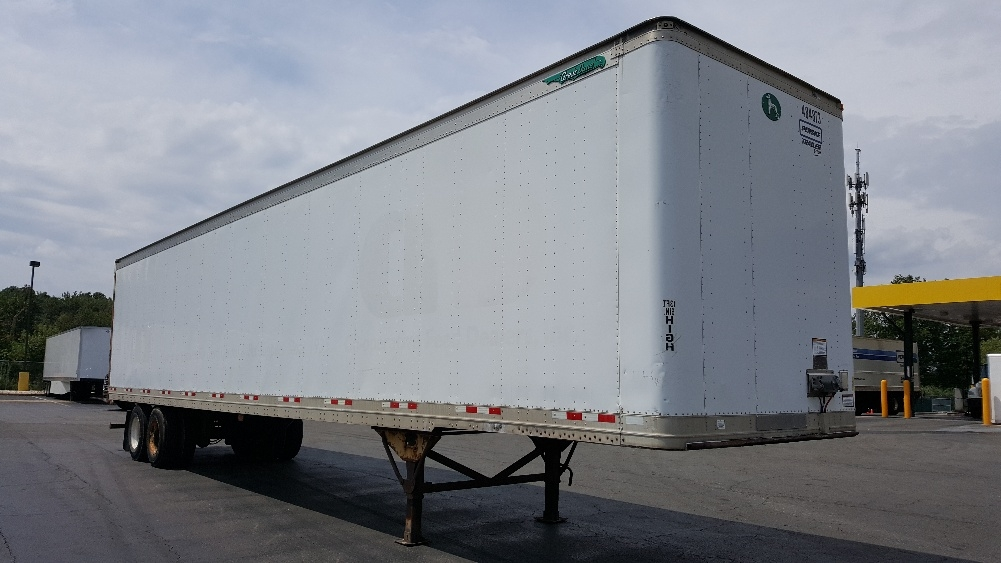 Dry Van Trailer-Semi Trailers-Great Dane-2007-Trailer-PARSIPPANY-NJ-304,435 miles-$12,000