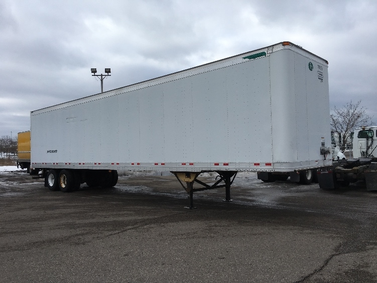 Dry Van Trailer-Semi Trailers-Great Dane-2007-Trailer-CHICAGO RIDGE-IL-334,505 miles-$11,500
