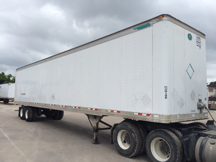Dry Van Trailer-Semi Trailers-Great Dane-2007-Trailer-HOUSTON-TX-82,000 miles-$12,000
