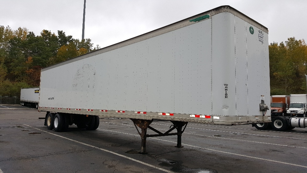 Dry Van Trailer-Semi Trailers-Great Dane-2007-Trailer-BINGHAMTON-NY-199,451 miles-$15,500