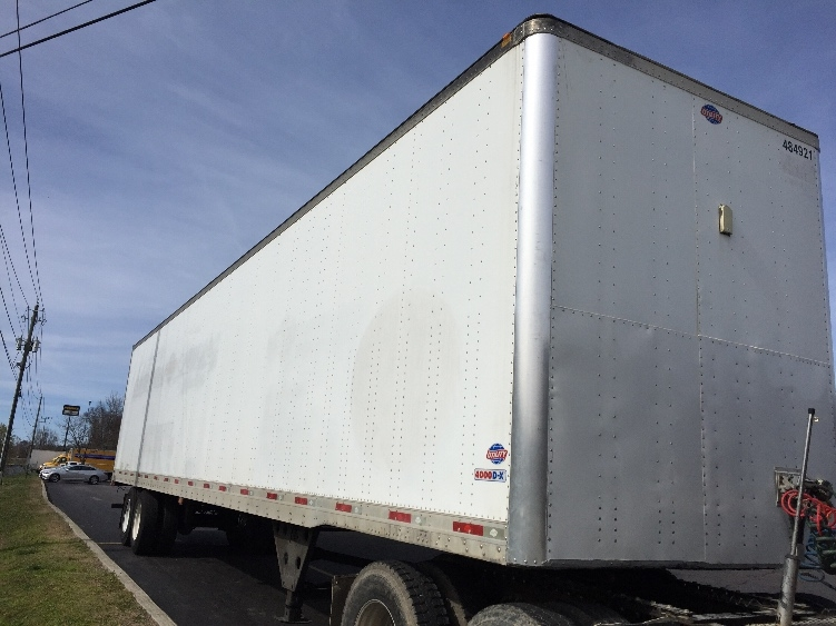 Dry Van Trailer-Semi Trailers-Utility-2007-Trailer-KNOXVILLE-TN-787,817 miles-$13,750