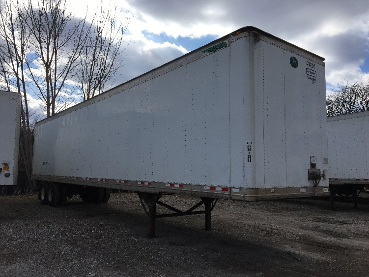 Dry Van Trailer-Semi Trailers-Great Dane-2007-Trailer-READING-PA-90,188 miles-$12,000