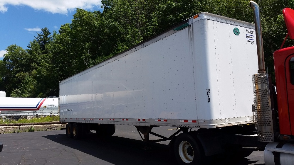 Dry Van Trailer-Semi Trailers-Great Dane-2007-Trailer-AUBURN-MA-177,162 miles-$13,000