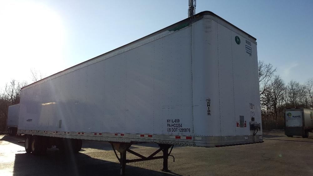 Dry Van Trailer-Semi Trailers-Great Dane-2007-Trailer-PARSIPPANY-NJ-136,348 miles-$13,750