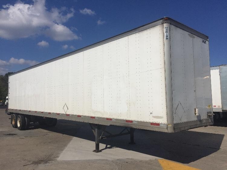 Dry Van Trailer-Semi Trailers-Trailmobile-2007-Trailer-MILWAUKEE-WI-345,042 miles-$10,750