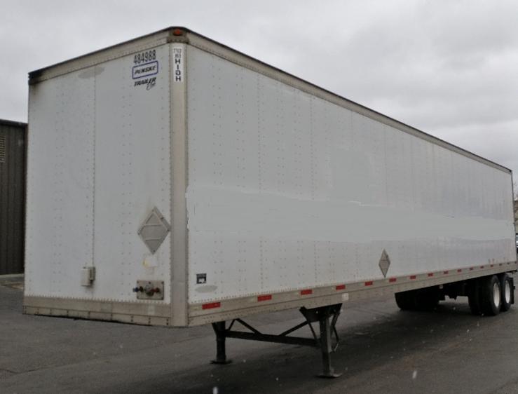 Dry Van Trailer-Semi Trailers-Trailmobile-2007-Trailer-OMAHA-NE-314,027 miles-$15,500