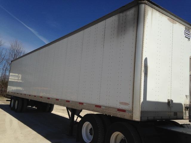 Dry Van Trailer-Semi Trailers-Trailmobile-2007-Trailer-ERIE-PA-193,903 miles-$12,000