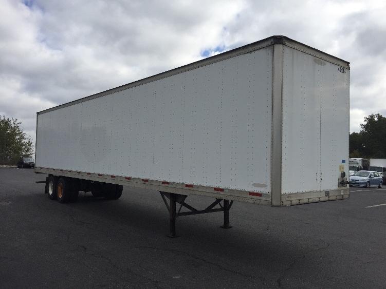 Dry Van Trailer-Semi Trailers-Trailmobile-2007-Trailer-MONTGOMERY-NY-228,805 miles-$11,250