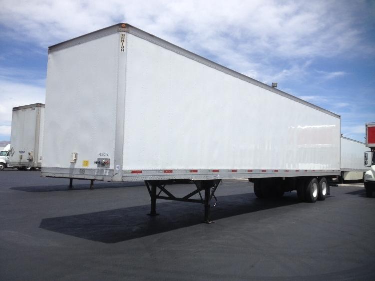 Dry Van Trailer-Semi Trailers-Trailmobile-2007-Trailer-LAS VEGAS-NV-77,290 miles-$13,750
