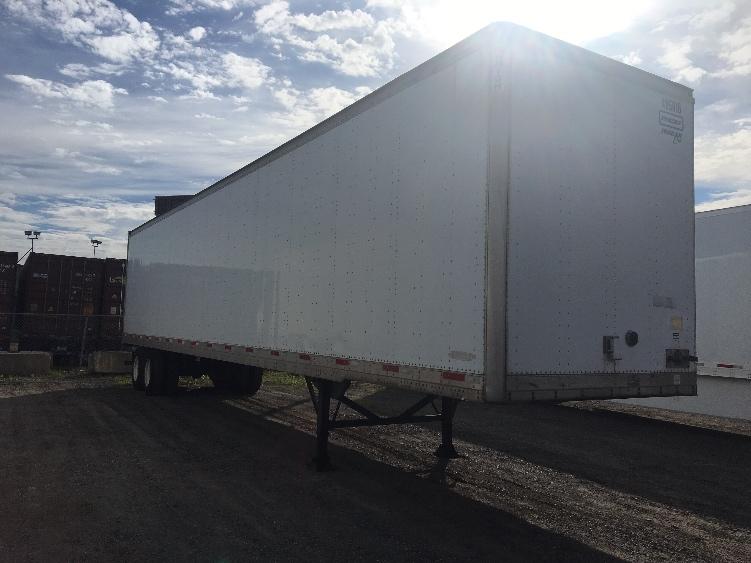 Dry Van Trailer-Semi Trailers-Trailmobile-2007-Trailer-LINDEN-NJ-411,955 miles-$13,750