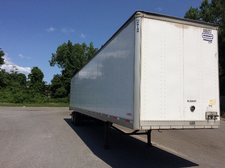 Dry Van Trailer-Semi Trailers-Trailmobile-2007-Trailer-ALBANY-NY-260,081 miles-$10,750