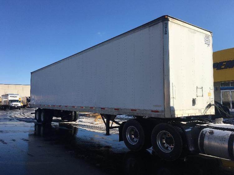 Dry Van Trailer-Semi Trailers-Trailmobile-2007-Trailer-JESSUP-MD-295,732 miles-$15,500