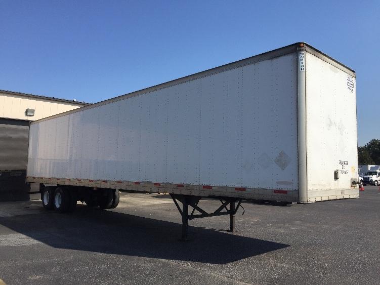Dry Van Trailer-Semi Trailers-Trailmobile-2007-Trailer-WEST COLUMBIA-SC-632,834 miles-$13,750