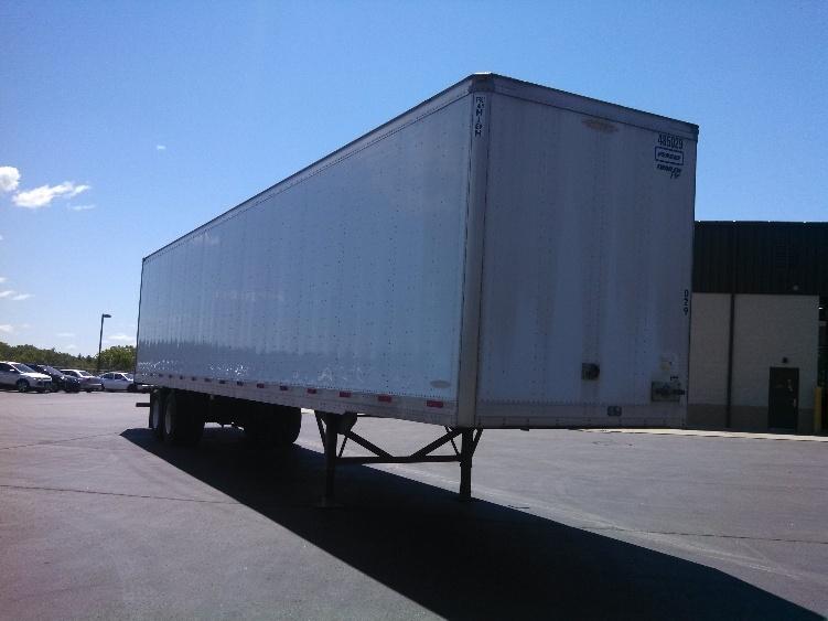 Dry Van Trailer-Semi Trailers-Trailmobile-2007-Trailer-LONDONDERRY-NH-90,499 miles-$12,250