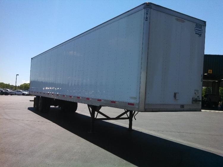 Dry Van Trailer-Semi Trailers-Trailmobile-2007-Trailer-LONDONDERRY-NH-84,184 miles-$12,250