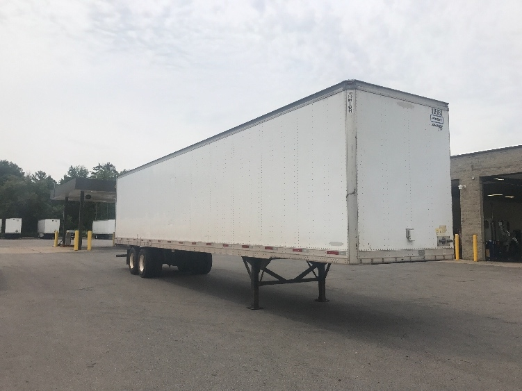 Dry Van Trailer-Semi Trailers-Trailmobile-2007-Trailer-EVANSVILLE-IN-521,290 miles-$8,750