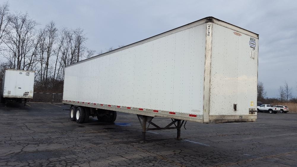 Dry Van Trailer-Semi Trailers-Trailmobile-2007-Trailer-LIVERPOOL-NY-319,450 miles-$10,500