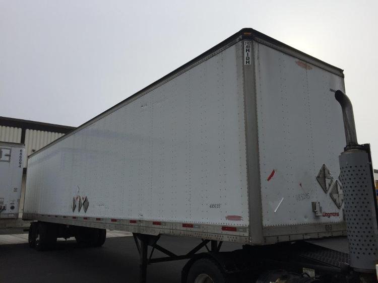 Dry Van Trailer-Semi Trailers-Trailmobile-2007-Trailer-EDISON-NJ-380,031 miles-$13,750