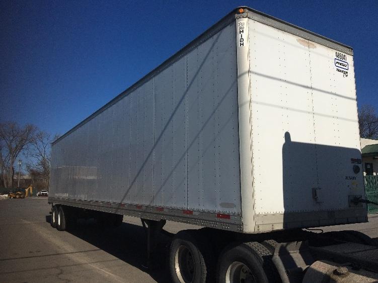 Dry Van Trailer-Semi Trailers-Trailmobile-2007-Trailer-ALBANY-NY-214,858 miles-$13,250