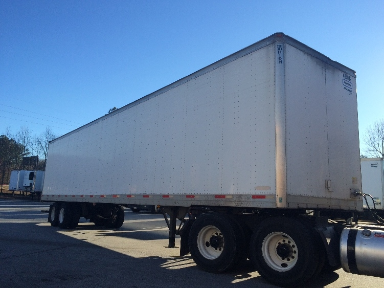 Dry Van Trailer-Semi Trailers-Trailmobile-2007-Trailer-GAINESVILLE-GA-400,000 miles-$12,000