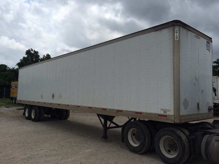 Dry Van Trailer-Semi Trailers-Trailmobile-2007-Trailer-HOUSTON-TX-367,453 miles-$12,000