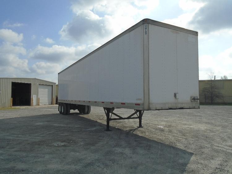 Dry Van Trailer-Semi Trailers-Trailmobile-2007-Trailer-GRENADA-MS-510,885 miles-$12,750