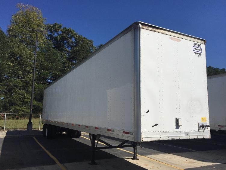 Dry Van Trailer-Semi Trailers-Trailmobile-2007-Trailer-MEBANE-NC-367,336 miles-$13,750