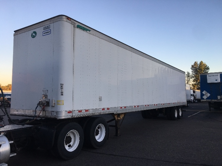 Dry Van Trailer-Semi Trailers-Great Dane-2007-Trailer-EAGAN-MN-230,319 miles-$11,500