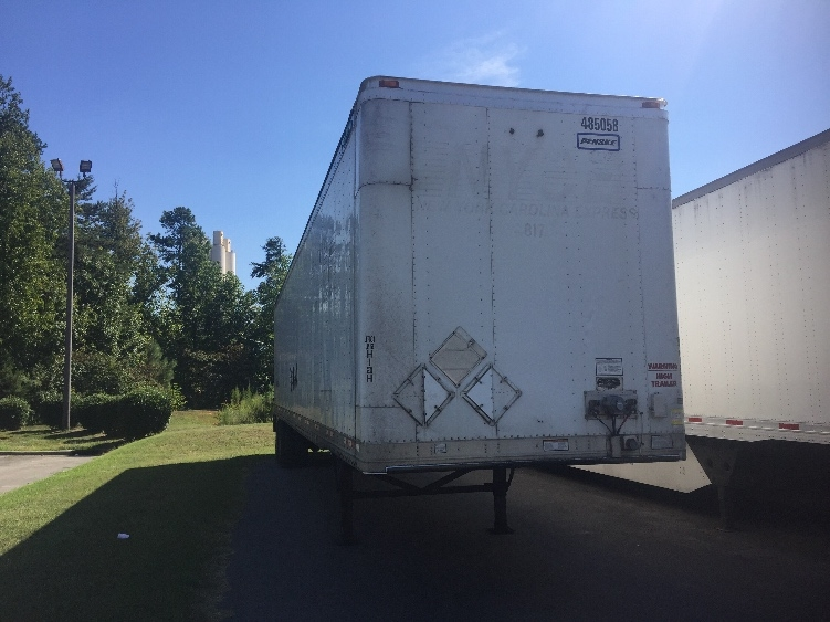 Dry Van Trailer-Semi Trailers-Great Dane-2007-Trailer-CHARLOTTE-NC-453,484 miles-$16,000