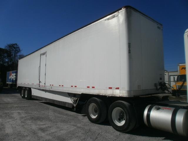 Dry Van Trailer-Semi Trailers-Great Dane-2007-Trailer-PANAMA CITY-FL-651,989 miles-$16,250