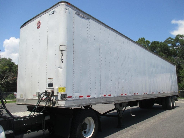 Dry Van Trailer-Semi Trailers-Great Dane-2007-Trailer-PENSACOLA-FL-533,313 miles-$16,250