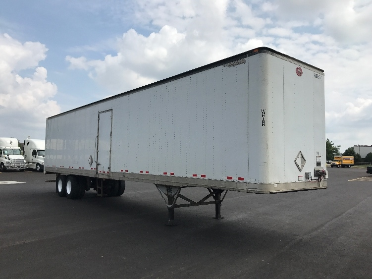 Dry Van Trailer-Semi Trailers-Great Dane-2007-Trailer-ROMEOVILLE-IL-607,713 miles-$11,500