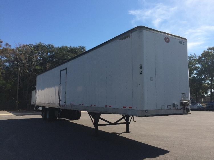 Dry Van Trailer-Semi Trailers-Great Dane-2007-Trailer-PENSACOLA-FL-777,952 miles-$17,750