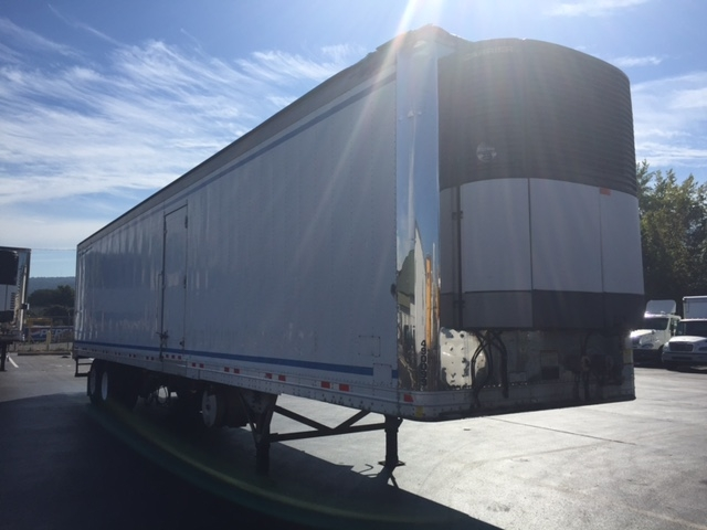 Reefer Trailer-Semi Trailers-Great Dane-2006-Trailer-ALLENTOWN-PA-585,585 miles-$12,750