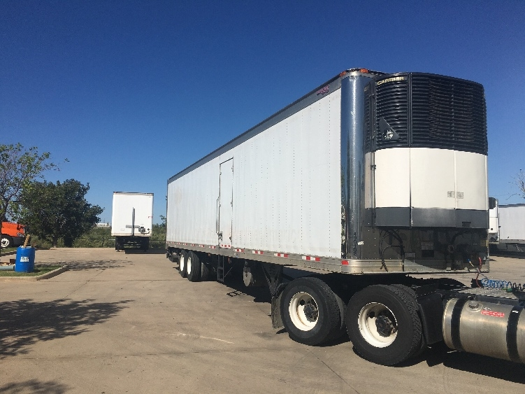 Reefer Trailer-Semi Trailers-Great Dane-2006-Trailer-DALLAS-TX-519,253 miles-$12,500