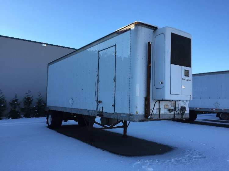 Reefer Trailer-Semi Trailers-Great Dane-2006-Trailer-DELTA-BC-914,743 km-$9,000