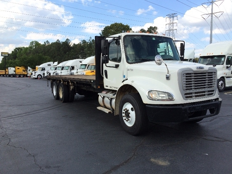 Flatbed Truck-Light and Medium Duty Trucks-Freightliner-2006-M211264S-CONYERS-GA-342,444 miles-$35,000