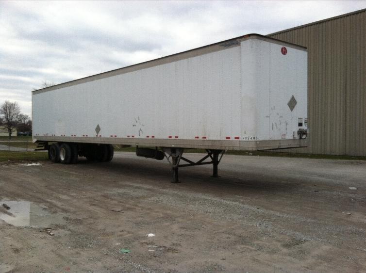 Dry Van Trailer-Semi Trailers-Great Dane-2006-Trailer-LOUISVILLE-KY-220,554 miles-$12,250