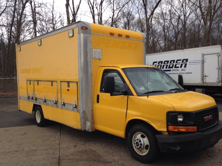 Light Duty Box Truck-TRUCK-GMC-2006-Savana G33903-BRAINTREE-MA-89,830 miles-$7,000