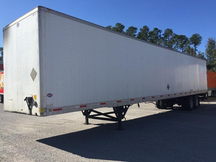 Dry Van Trailer-Semi Trailers-Utility-2006-Trailer-DOTHAN-AL-742,286 miles-$9,250