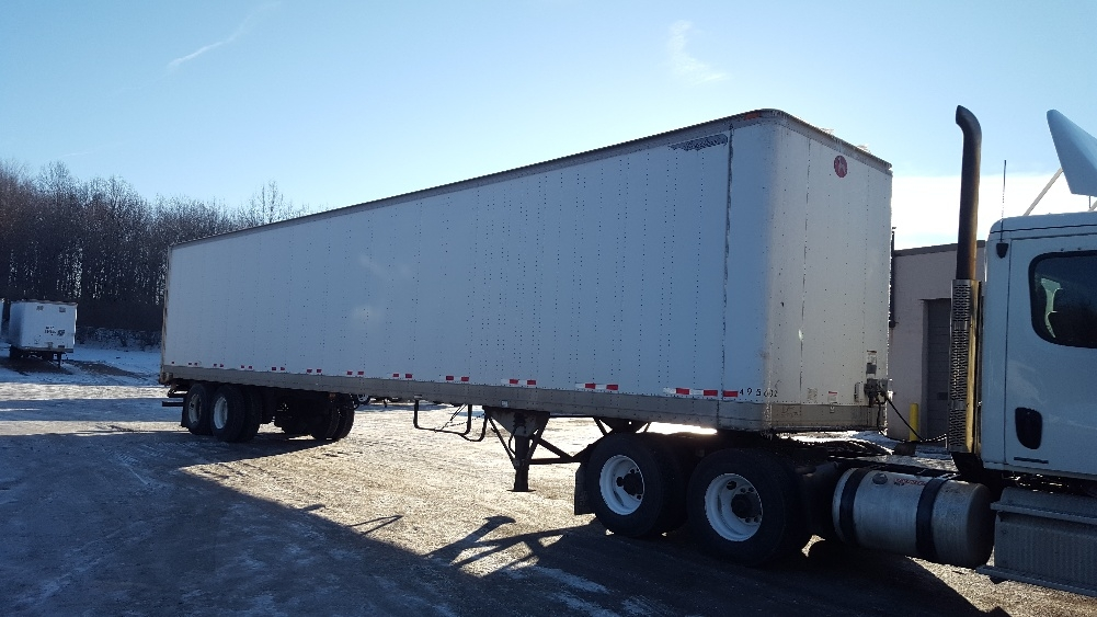 Dry Van Trailer-Semi Trailers-Great Dane-2006-Trailer-MIDDLEFIELD-OH-101,227 miles-$7,250