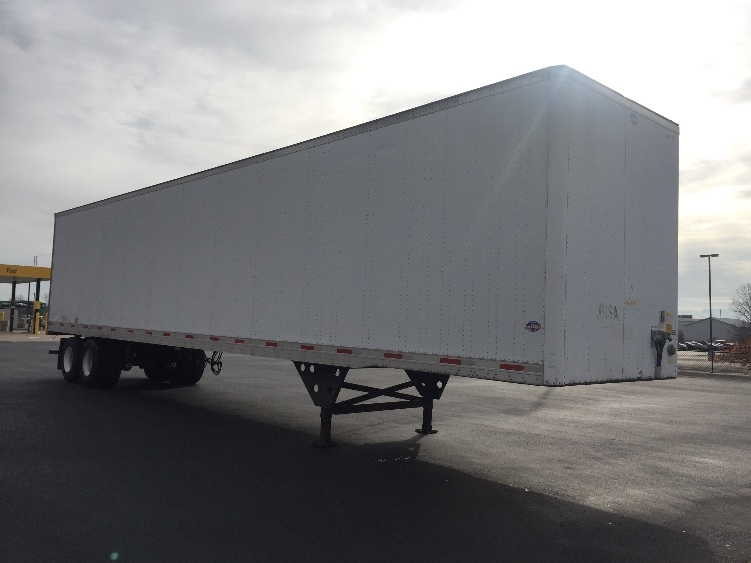 Dry Van Trailer-Semi Trailers-Utility-2006-Trailer-NEENAH-WI-215,650 miles-$11,750