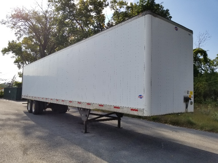 Dry Van Trailer-Semi Trailers-Utility-2006-Trailer-ALBANY-NY-187,239 miles-$9,500