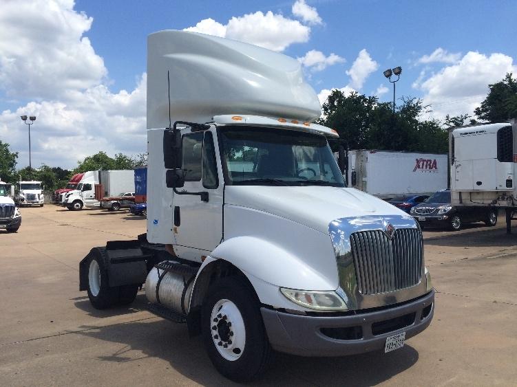 Day Cab Tractor-Heavy Duty Tractors-International-2009-8600-HOUSTON-TX-379,692 miles-$20,500