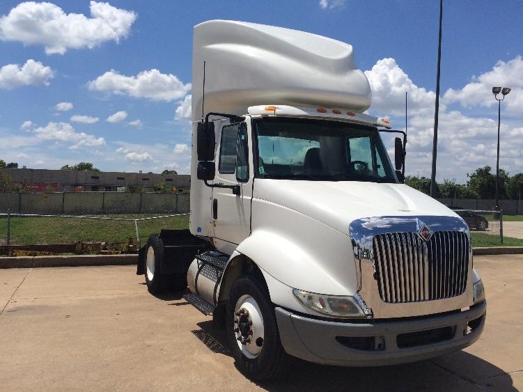 Day Cab Tractor-Heavy Duty Tractors-International-2009-8600-HOUSTON-TX-455,731 miles-$19,000